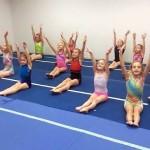 good gymnastics form