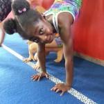 Practicing Handstands